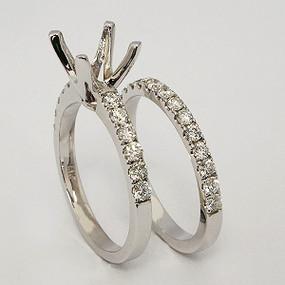 wedding set wedding-ring-set-146