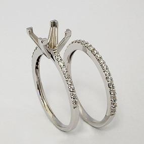wedding set wedding-ring-set-141