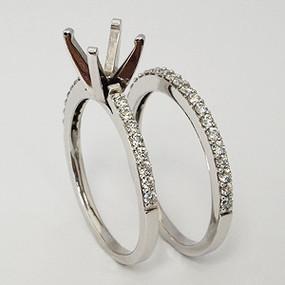 wedding set wedding-ring-set-139