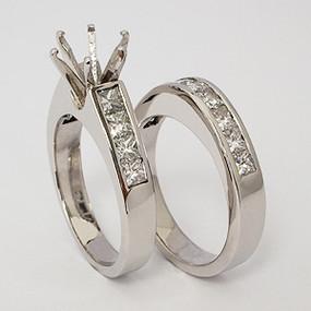 wedding set wedding-ring-set-120