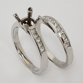 wedding set wedding-ring-set-114