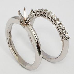 wedding set wedding-ring-set-108