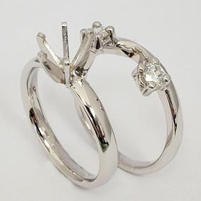 wedding set wedding-ring-set-104