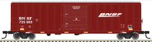 Atlas O (trainman) BNSF 50'  1970's and later style box car,