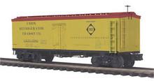 MTH Premier Erie 36' wood reefer,  3 rail