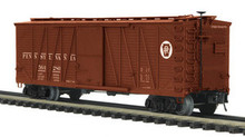 MTH Premier PRR 40' USRA single sheathed (wood) Box car, 3 rail