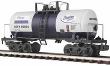 "MTH Domino Sugar 8k ""Beer Can"" Tank Car, 3 rail"