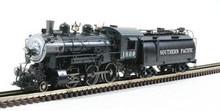 Sunset brass SP M9 Mogul steam loco, 2 rail