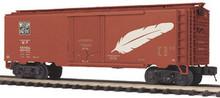 MTH Premier WP 40' Plug Door Reefer, 3 rail