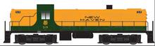 Atlas O NH  RS-3, 3 rail, tmcc, cruise, smoke