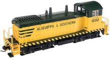 Atlas O Alliquippa & Southern  SW-9  diesel,  3 rail tmcc