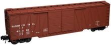 Atlas O  IC 50'  single sheathed (wood)  box car..
