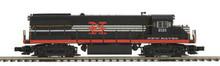 MTH Premier NH U25b diesel, 2 rail, w/Sound and smoke