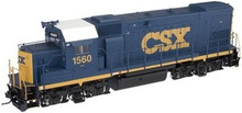 Atlas O  CSX  GP-15, 3 rail TMCC