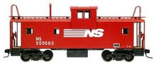 Atlas O NS  Extended Vision caboose, 3 rail
