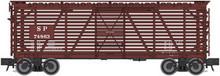 Atlas O SP 40' stock car, 3 rail or 2 rail