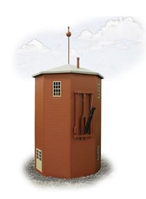 Weaver Brass Enclosed water tower