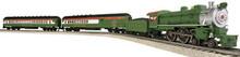 Atlas Industrial Rail  Yultide  passenger train set
