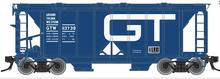 Atlas O  GTW  34'  ACF  Covered Hopper