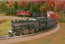 Atlas Industrial Rail PRR  Freight train