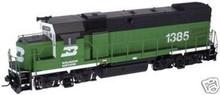 Atlas O  BN  GP-15, 3 rail TMCC