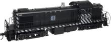 Atlas O Santa Fe Alco  RS-1 diesel, 2 rail QSI