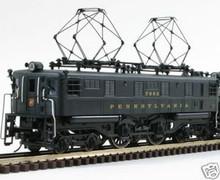 Sunset brass PRR  O-1/O-1a Electric single unit, 2 rail