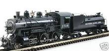 Sunset brass SP M6 Mogul steam loco, 2 rail