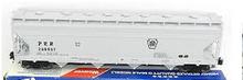 Weaver PRR 50' ACF covered hopper, 2 or 3 rail