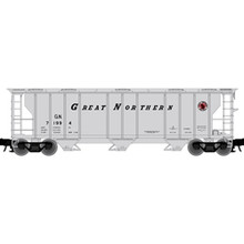 Atlas O GREAT NORTHERN 40' 3 Bay PS-2 Covered Hopper