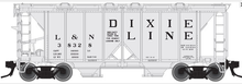 Atlas O  L&N  34'  ACF  Covered Hopper