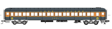 Weaver  PDT exclusive LIRR (gray/orange)  Pullman Bradley coach