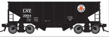 Pre-Order for PDT exclusine Atlas O LNE  55 ton 2 bay hopper  car
