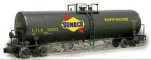 Weaver Sunoco  40' modern tank car, 3 rail or 2 rail