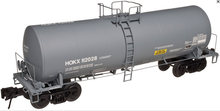 Atlas Occidental Petrolium 17,600 gal tank car, 2 rail or 3 rail