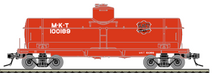 Atlas O MKT 8000 gallon tank car