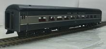 Golden Gate NYC modernized heavyweight passenger coach set of 4 cars, 3  rail