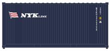 2 Atlas O  NYK 20' containers