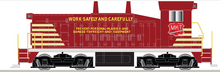 Pre-order for Atlas O MKT SW-9 switcher, 2 rail DCC or 3 rail TMCC