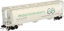 Atlas O IMC  Cylindrical Covered  Hopper, 3 rail or 2 rail