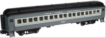Atlas O NYC  gray 60' coach,  3 rail or 2 rail