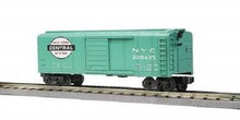 MTH Rail King NYC Rounded Roof Box Car, 3 rail