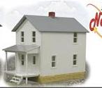 Weaver company row house