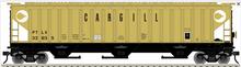 Atlas O (trainman) Cargill (yellow) PS4750 Covered Hopper car