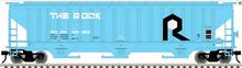 Atlas O (trainman) RI (the rock) PS4750 Covered Hopper car