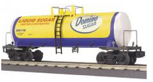 MTH Railking  Domino Sugar  Modern Tank Car, 3 rail