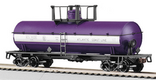MTH Railking ACL Tank Car, 3 rail