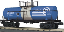 MTH Railking Conrail Tank Car, 3 rail