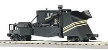 MTH Premier Santa Fe Jordan Spreader, 3 rail