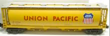MTH RailkingUP cylindrical covered hopper car 3 rail